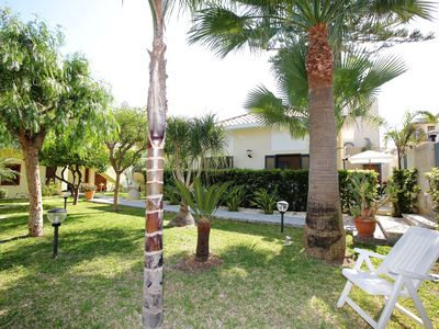 Photo for RE SOLE The dependance - Holiday home MERCURIO in villa