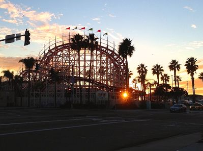Awesome location within a short stroll to the famous Belmont Park and boardwalk.