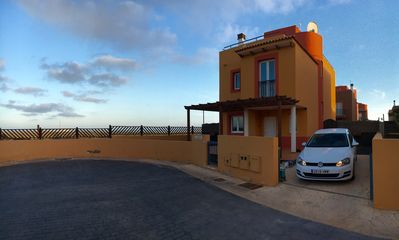 Photo for FRONT LINE 3 bed detached villa with panoramic views and large jacuzzi