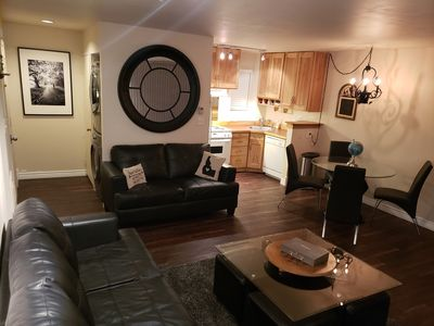 Photo for Floor Level, Pet Friendly, Porch and BBQ