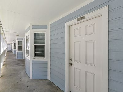Photo for Beautiful Beach Suite overlooks Gulf & Picnic areas On the beach not Seawall