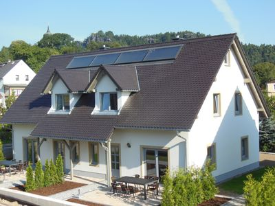 Photo for 4BR House Vacation Rental in Gohrisch Ot. Papstdorf, Sächsische Schweiz