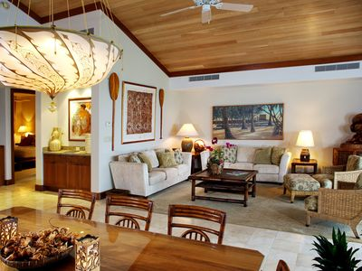 Photo for Kaulu Villa~Close to Four Seasons Amenities~Carts, Maid Included, Pool Access