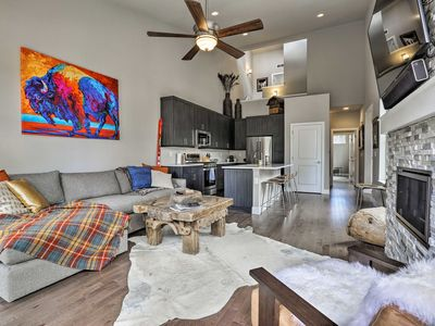 Photo for NEW! Riverside Townhome - Walk to DT Winter Park!