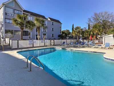 Photo for Myrtle Beach Resort Condo - Walk to Beach & Pier!