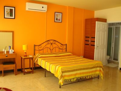Photo for Sun Plaza Studio ,Modern 1st Floor accommodation ,Flic en flac Beach Resort