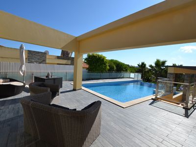 Photo for Luxury 4 Bedroom, 4 Bathroom Country Villa with Private Pool