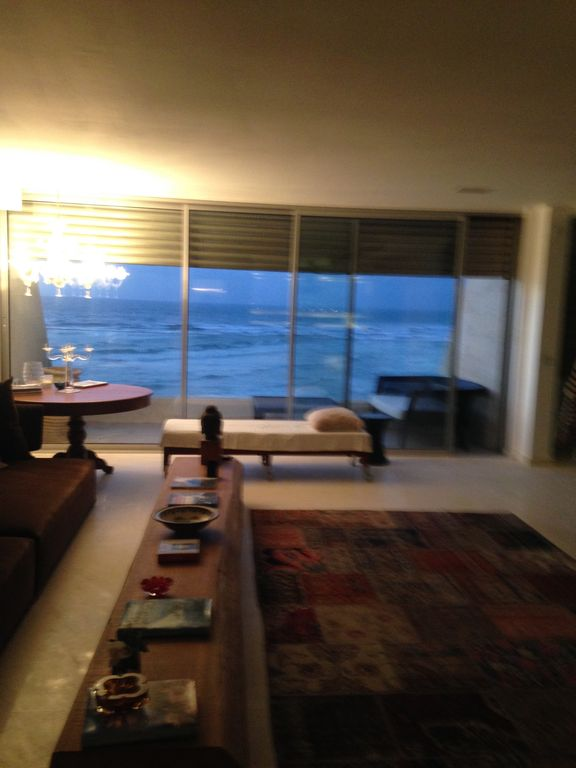 Tel Aviv Yafo Apartment Rental   Amaizing Sea View At Sea@Sun Tel Aviv