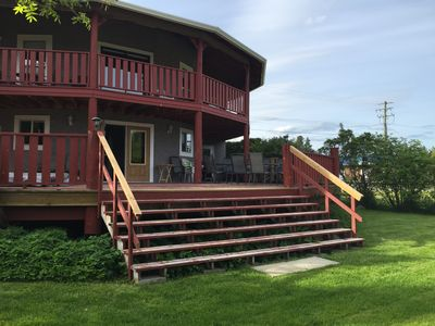 Photo for Fintry Guest House - Perfect for multiple or large families (200 steps to beach)