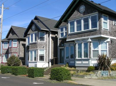 Fairhaven Vacation Rentals We offer 3 Victorian style homes in Nye Beach