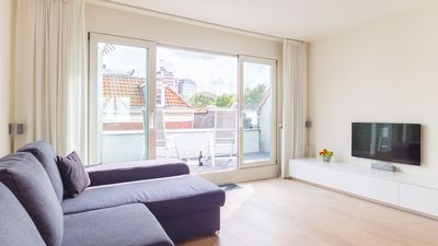 Newly renovated top floor apartment in a quiet street of the historic centre.