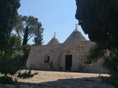 Photo for Trulli Marinetta in Selva di Fasano
