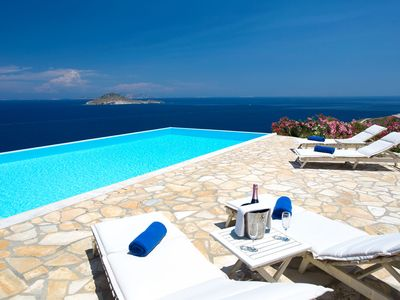 Photo for 5BR Villa Vacation Rental in Patmos