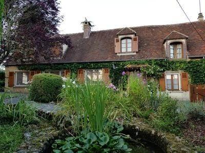 Photo for Beautiful Cottage in La Perche - 90 mins from Paris