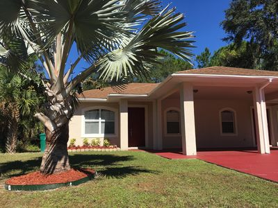Photo for Silverware palm cottages is a beautiful duplex located in Port Charlotte Florida