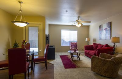 Photo for Newly furnished 2 bedroom condo in the Tucson Foothills