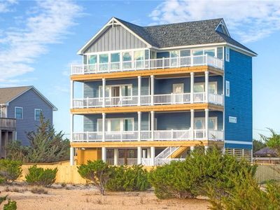 Photo for Perfect Oceanfront Family Vacation! Pool, HotTub, Game & Media Rms, Dog-Friendly
