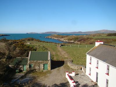 Photo for Acres Of Tranquility at Schull Seaside Farmhouse With Castle Views