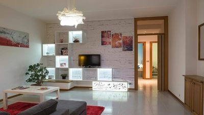 Photo for Entire apartment on the Marche hills