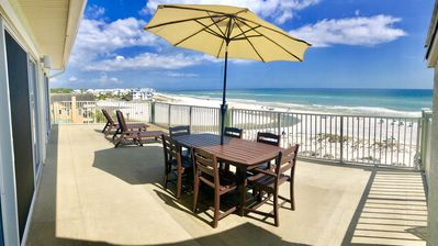 Photo for GULF FRONT Penthouse / Seagrove Beach on 30-A! Amazing views of Eastern Lake!