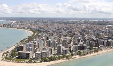 Photo for Apartment 3 rooms - in front of the beach - Maceió