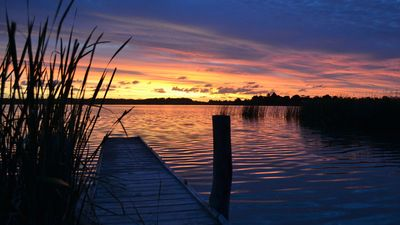 Photo for 2BR Cabin Vacation Rental in Clayton Bay, SA