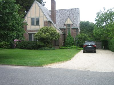 Photo for Prime East Hampton Village, Pool, Walk Everywhere