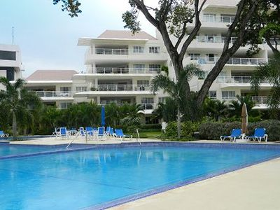 Photo for FABULOUS PALM BEACH - 3 BEDROOMS, 3 POOLS, RIGHT ON THE OCEAN.