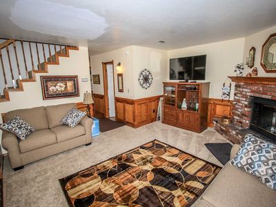 Photo for House in the center of Big Bear Lake with Parking, Washing machine, Balcony (983482)