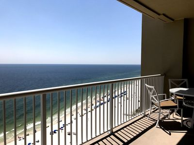 Great Views (Looking West from Newly Designed Balcony)