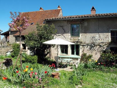 Photo for Vacation home Roses Tremières (BLY301) in Lys - 3 persons, 1 bedrooms