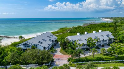 Photo for Modern 3 story Beachfront townhome available on Longboat Key! - Longboat Key 68