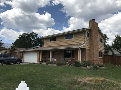 Photo for Family-Friendly 4 bedroom home in Boulder.