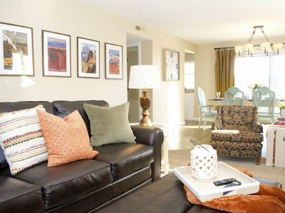 Photo for Reduced Rates for Sept! Stair-free, Care-free! Fiber Optic Cable and Internet!