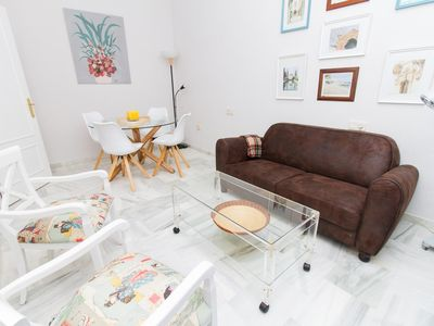 Photo for Lovely and Central Apartment in the Centre of Malaga (C60)
