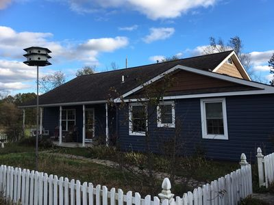 Photo for Quaint & Cozy Apartment w/Solar on 12 Gorgeous Acres Just Minutes From Ann Arbor