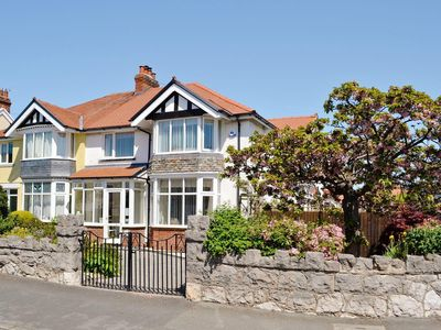 Photo for 4 bedroom property in Llandudno.