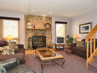 Photo for Airy and bright 3 bedroom condo located in Canaan Valley, WV!