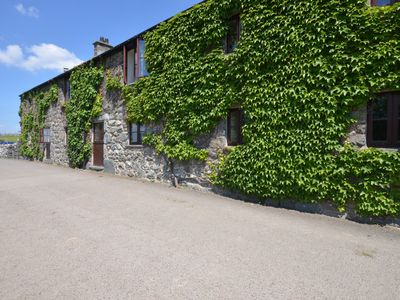 Photo for Granary is a high quality converted barn, one of a collection of four, on the owner's working organi