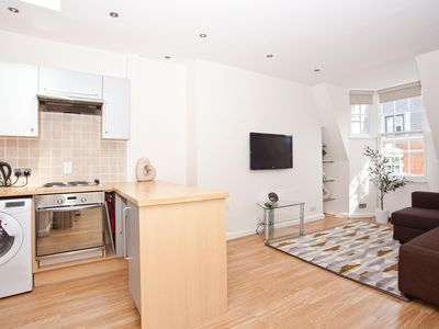 Photo for Premium Mayfair apartment in Westminster with WiFi.