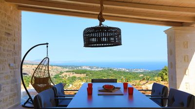 Photo for Villa Pansara in absolute secluded location with large pool