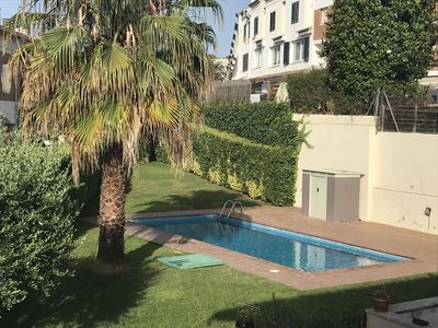 Photo for House IDEAL families, beach to 150MT, 13 people