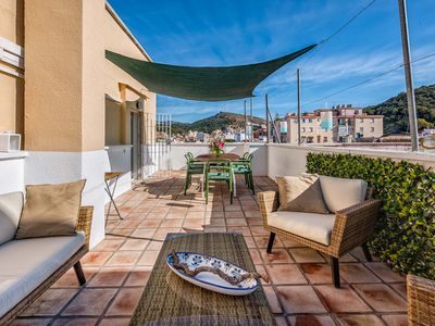Photo for San Juan - Holiday penthouse in Malaga