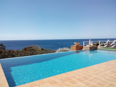 Photo for Stunning sea views from Casa Ana