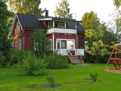 Photo for Vacation home Vaaran loma-asunto in Sotkamo - 8 persons, 3 bedrooms