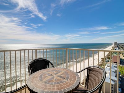 Gulf-Front Luxury End-Unit! Spectacular Views! Hot Tub & Pools!