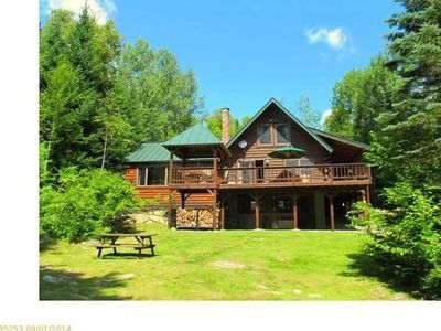 Photo for 3BR House Vacation Rental in Rangeley, Maine