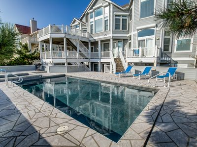 Photo for Celestial Seasuns | Oceanfront | Private Pool, Hot Tub