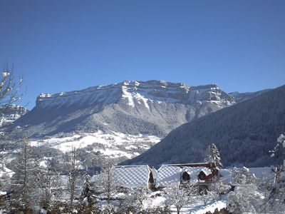 Photo for At the heart of the regional park of Chartreuse, in the Valley of Entremonts