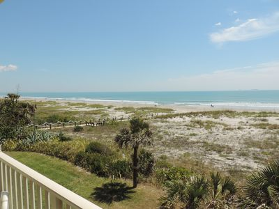 Photo for Beach Front Balconies from Master Bedroom and Living Room!!!